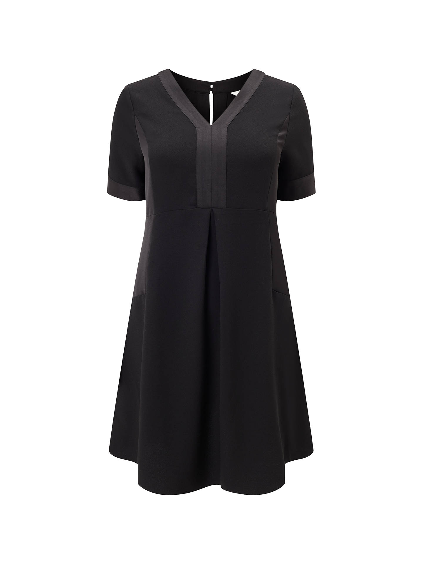 BuyStudio 8 Kelis Dress, Black, 12 Online at johnlewis.com