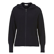 Buy Betty & Co. Textured Hooded Cardigan Online at johnlewis.com