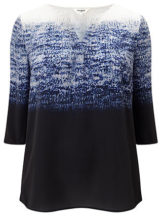 Buy Studio 8 Michelle Printed Blouse, Multi, 18 Online at johnlewis.com
