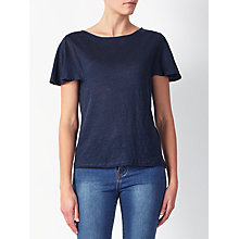 Buy Collection WEEKEND by John Lewis Angel Sleeve T-Shirt Online at johnlewis.com