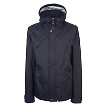 Buy Pretty Green Carlton Waterproof Jacket, Navy Online at johnlewis.com