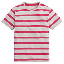 Buy Joules Boathouse Striped Cotton T-Shirt Online at johnlewis.com