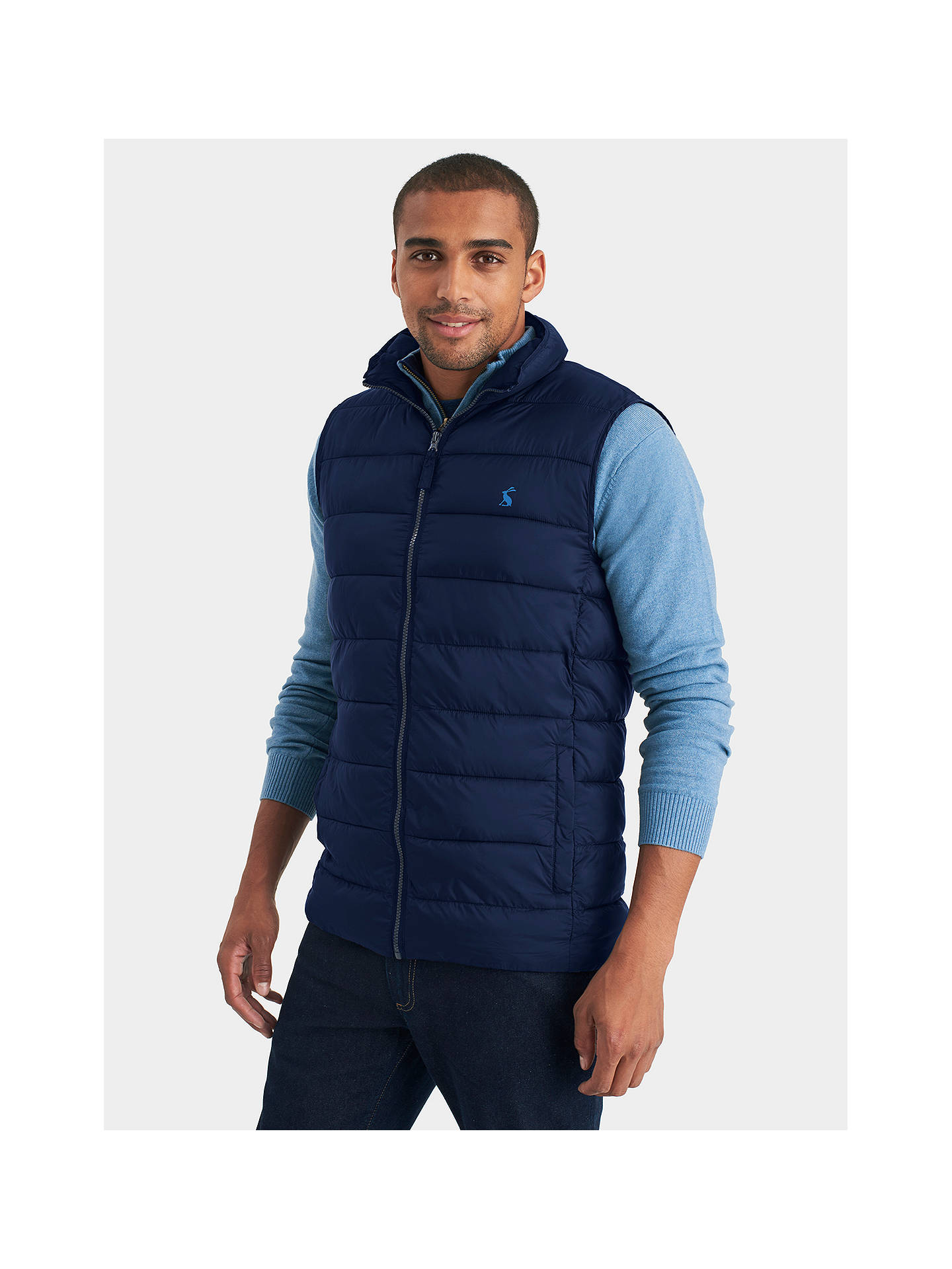 Joules Mens Go to Gilet