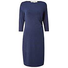 Buy White Stuff Mia Jersey Dress, Eccentric Blue Online at johnlewis.com