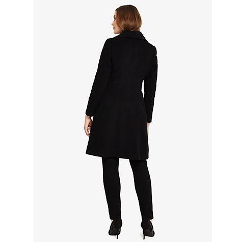 Buy Studio 8 Hayley Coat, Black Online at johnlewis.com