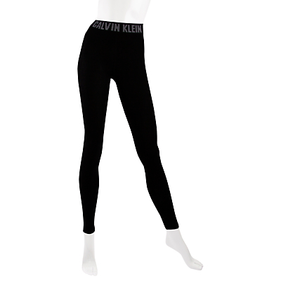 Calvin Klein Modern Logo Leggings, Black