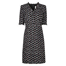 Buy L.K. Bennett Vetti Tweed Dress, Multi Online at johnlewis.com