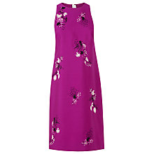 Buy L.K. Bennett Delisa Embroidered Dress, Multi Online at johnlewis.com