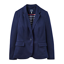 Buy Joules Mollie Jersey Blazer Online at johnlewis.com