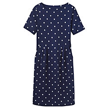 Buy Joules Beth Dress, Navy Spot Online at johnlewis.com