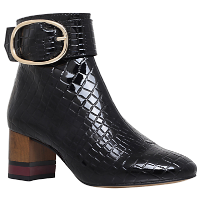 KG by Kurt Geiger Ringo Ankle Boots, Black
