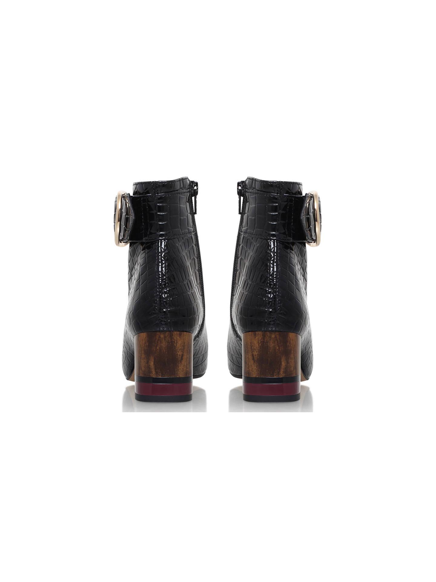 cf9551cb43e KG Kurt Geiger Ringo Ankle Boots, Black