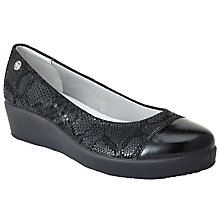 Buy John Lewis Designed for Comfort Herero Flatform Pumps Online at johnlewis.com
