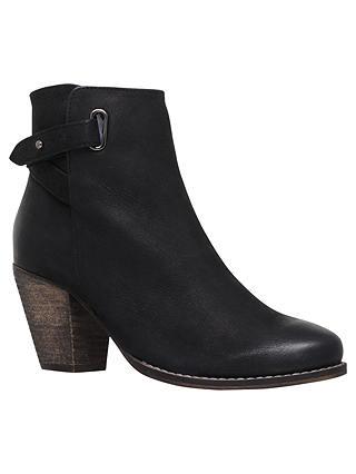 08b96ff3d49 Carvela Smart Block Heeled Ankle Boots at John Lewis & Partners