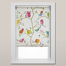 Buy Harlequin What a Hoot Roller Blind, Chain Mechanism Online at johnlewis.com