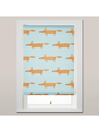 Scion Mr Fox Roller Blind, Spring Mechanism