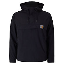 Buy Carhartt WIP Nimbus Water Repellent Hoodie, Black Online at johnlewis.com