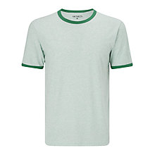 Buy Carhartt WIP Holbrook Ringer T-Shirt, Mojito Heather Online at johnlewis.com