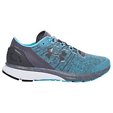 Buy Under Armour Charged Bandit 2 Women's Running Shoes, Blue Online at johnlewis.com