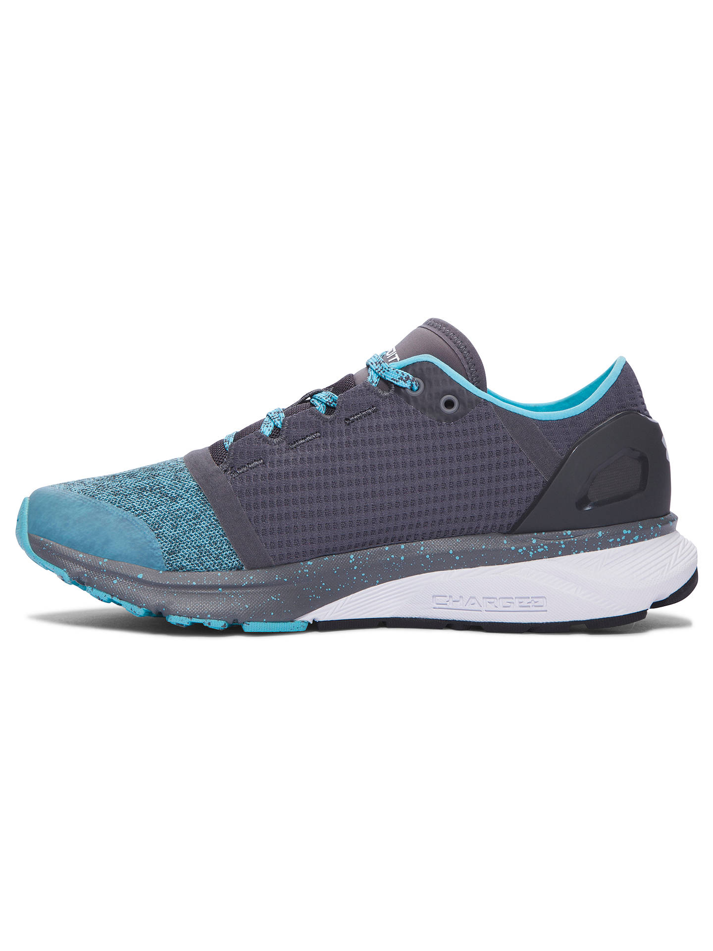 best sneakers 3b412 97e37 Under Armour Charged Bandit 2 Women's Running Shoes, Blue at ...