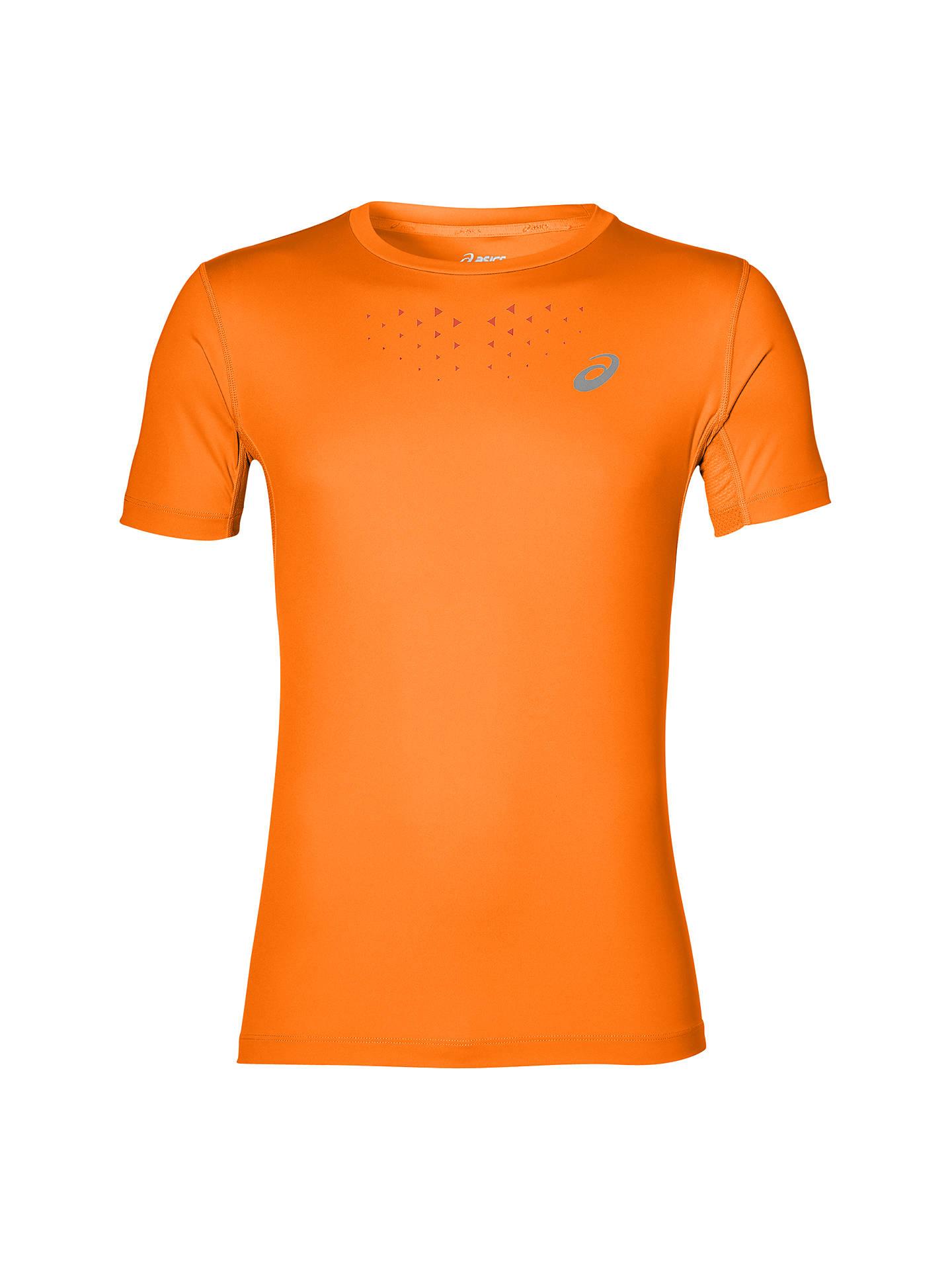 asics orange shirt