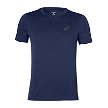 Buy Asics Stride Short Sleeve Running T-Shirt Online at johnlewis.com