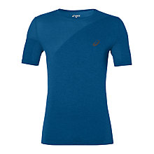 Buy Asics Seamless Short Sleeve Running T-Shirt Online at johnlewis.com