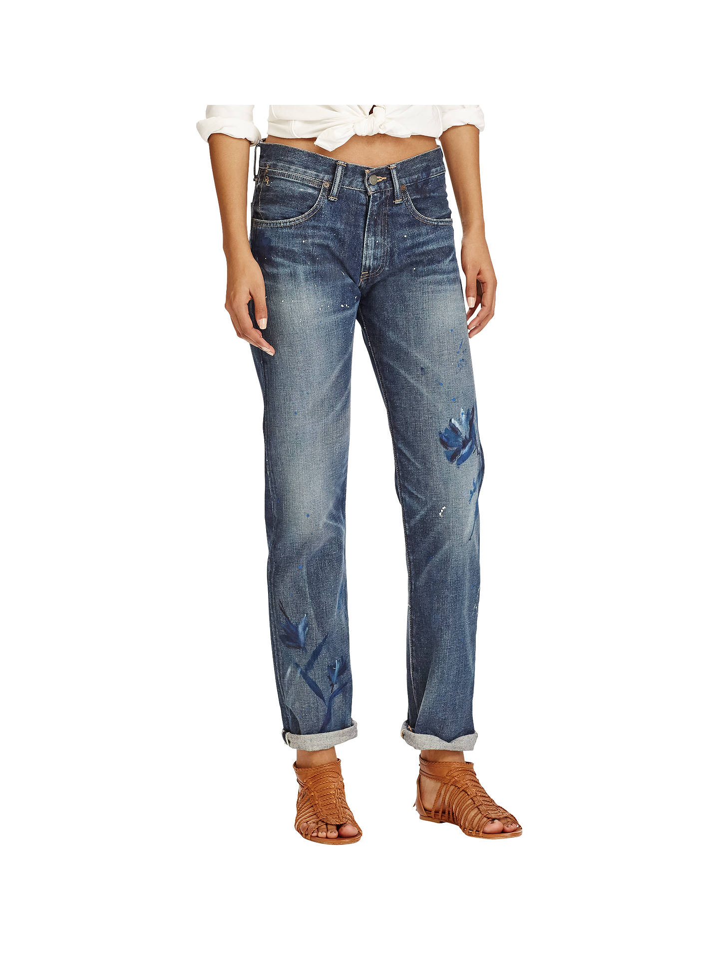 adcf94aa0 Buy Polo Ralph Lauren Astor Slim Boyfriend Jeans