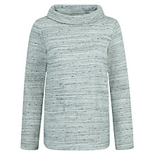 Buy Seasalt Pretty Pike Sweatshirt, Night Ecru Online at johnlewis.com