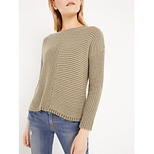 Buy AND/OR Multiway Rib Jumper Online at johnlewis.com