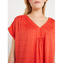 Buy AND/OR Yoke Detail Top Online at johnlewis.com