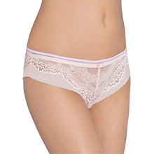 Buy Triumph Beauty-Full Darling Hipster Briefs, Nude Online at johnlewis.com
