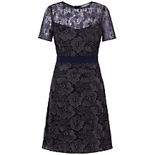 Buy Fenn Wright Manson Petite Titania Dress, Grey Online at johnlewis.com