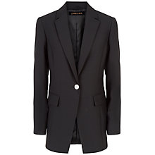 Buy Jaeger Wool Longline Blazer Online at johnlewis.com