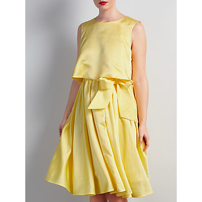 Bruce by Bruce Oldfield Easy Summer Dress, Lemon
