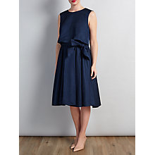 Buy Bruce by Bruce Oldfield Easy Summer Dress, Navy Online at johnlewis.com