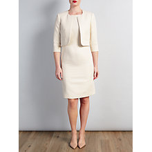 Buy Bruce by Bruce Oldfield Metallic Squares Dress & Jacket co-ordinating range Online at johnlewis.com