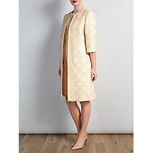 Buy Bruce by Bruce Oldfield Metallic Jacquard Dress & Coat co-ordinating range Online at johnlewis.com
