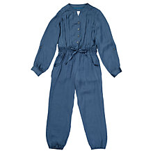 Buy Jigsaw Girls' Silk Effect Jumpsuit Online at johnlewis.com