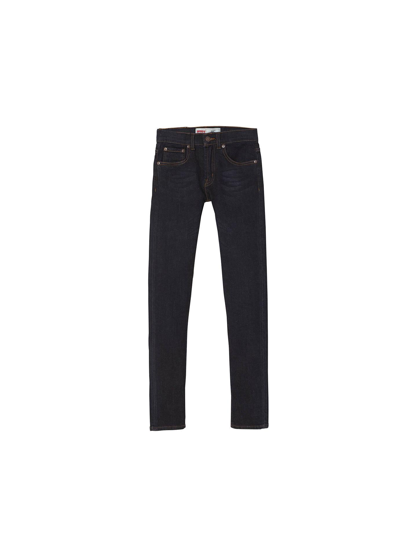 606bbbaf4 Buy Levi's Boys' 519 Extreme Skinny Fit Jeans, Dark Wash Denim, 4 years ...