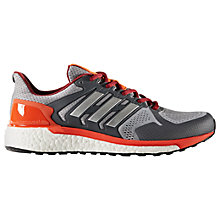 Buy Adidas Supernova Stability Men's Running Shoes, Grey Online at johnlewis.com
