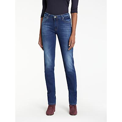 Lee Marion Regular Straight Leg Jeans, Night Sky