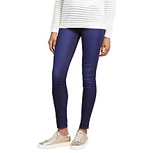 Buy Lee Scarlett Regular Waist Skinny Jeans, Electric Blue Online at johnlewis.com
