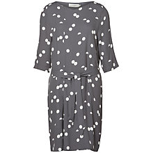 Buy Selected Femme Hallie Dress, Smoked Pearl Online at johnlewis.com