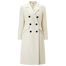 Buy Jacques Vert Double Breasted Coat Online at johnlewis.com