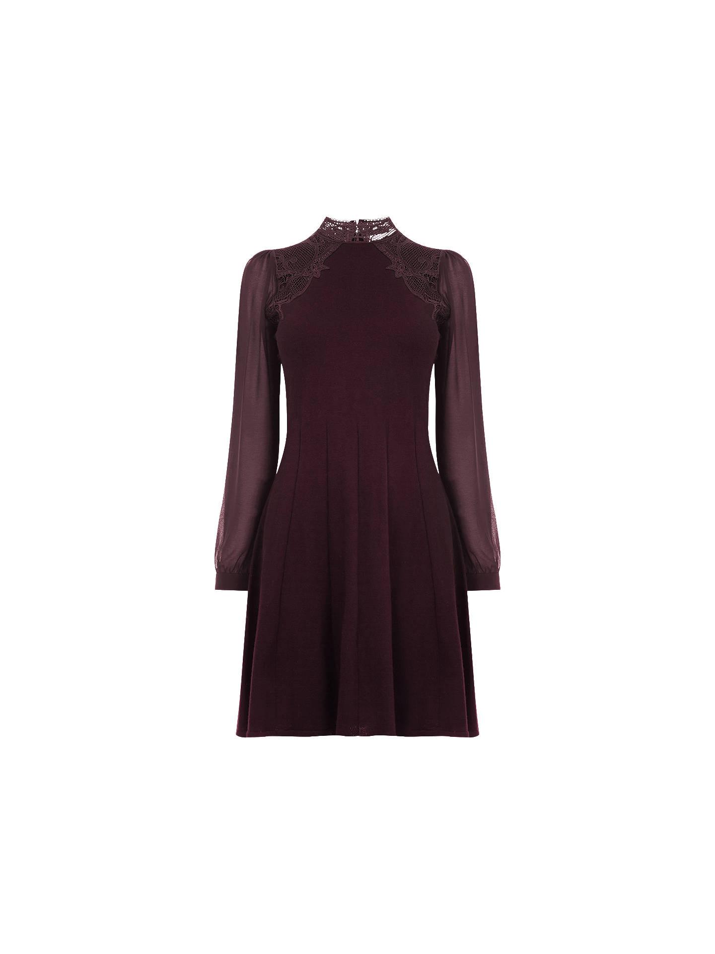 38759588cadc BuyOasis Lace Swing Dress