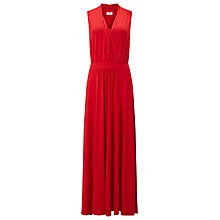 Buy Phase Eight Gigi Maxi Dress, Red Online at johnlewis.com
