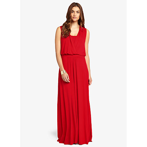 Phase eight maxi dresses red