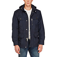 Buy Polo Ralph Lauren Water-Resistant Battle Jacket, College Navy Online at johnlewis.com