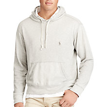 Buy Polo Ralph Lauren Cotton Hoodie Online at johnlewis.com